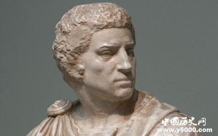 布鲁图斯刺杀凯撒简介布鲁图斯是怎么死的?