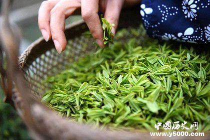 碧螺春茶的历史有多久了碧螺春产地哪里