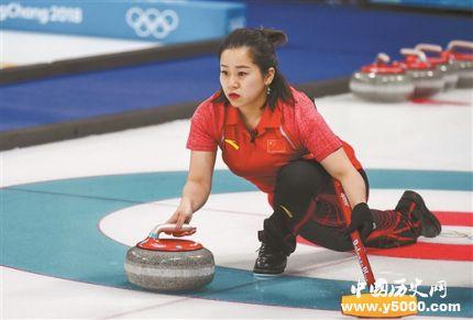 女子冰壶三连胜中国女子冰壶队队员资料介绍