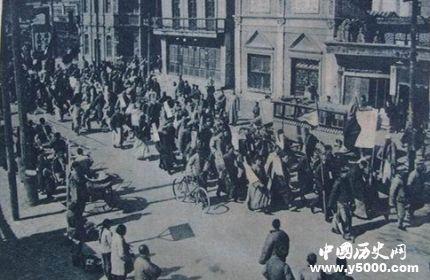 1927年南京惨案过程简介南京惨案有什么影响?