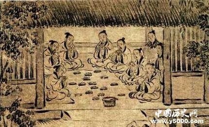 中国古代五礼习俗讲究简介古代五礼指的是什么?