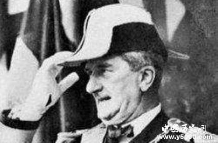 海军上将霍尔蒂:世界澳门新永利官网最奇葩的一次外交对话