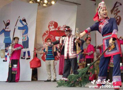 畲族婚俗流程畲族婚俗是怎样的?
