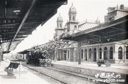 京漢鐵路修建時間京漢鐵路是哪里到哪里?