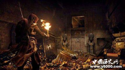 古代盗墓贼们都有哪些神奇的盗墓方法?
