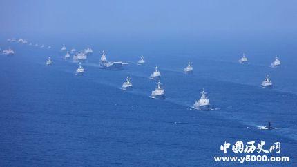 2019青岛海军阅兵日期海军阅兵阵容是什么样的?