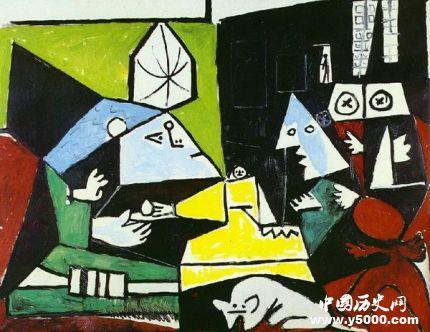 西班牙畫家畢加索生平經歷 畢加索最著名的畫有哪些?