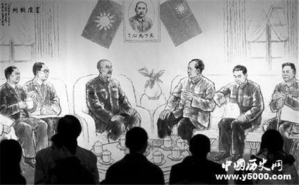 第二次国共合作背景标志 第二次国共合作意义是什么?