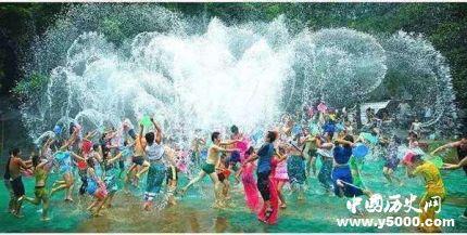泼水节的来历 泼水节的意义是什么?