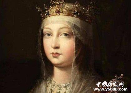 卡斯蒂利亚女王胡安娜生平经历 怎样评价胡安娜?