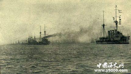 日俄对马海战双方实力对比 对马海战日本为何完胜?