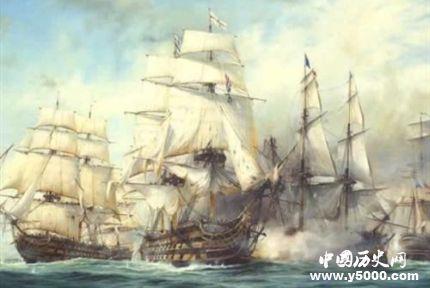 英法特拉法尔加海战过程 澳门新永利平台评价特拉法尔加海战?
