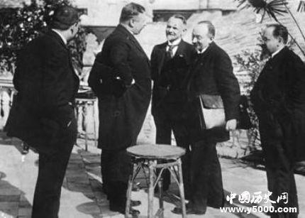 拉巴洛条约内容 拉巴洛条约对凡尔赛体系的影响有哪些?
