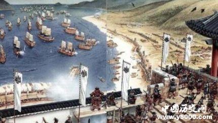 日朝露梁海戰歷史真相 露梁海戰評價如何?