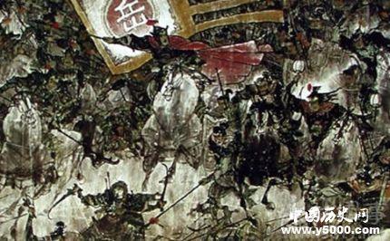 宋金郾城之战过程 郾城之战的结果澳门新永利平台?
