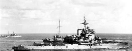 二战卡拉布里亚海战详细经过 卡拉布里亚海战结果如何?