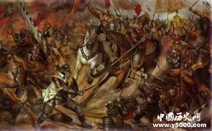 赤亭之战背景过程 赤亭之战的结果如何?
