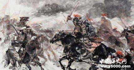 虎牢之战经过结果 虎牢之战有哪些影响?