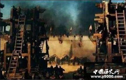 唐朝雍丘之战背景经过 雍丘之战的结果澳门新永利平台?
