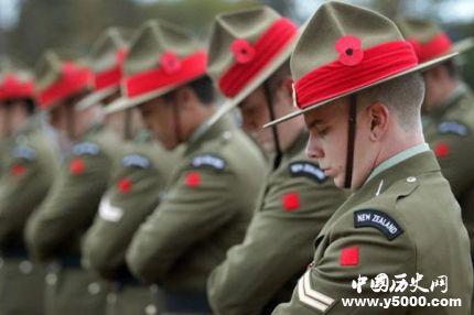 澳新军团日的由来 澳新军团是什么?