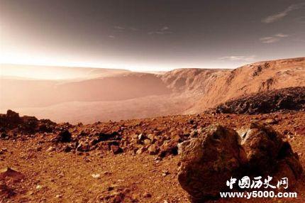 NASA检测火星地震 火星地震原因是什么?