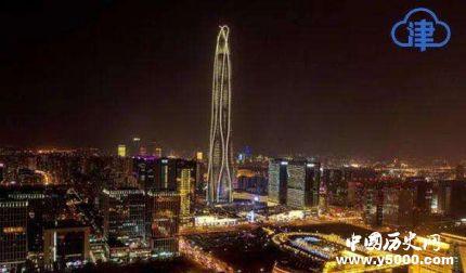 天津新地标津沽棒 天津新地标为什么叫津沽棒?