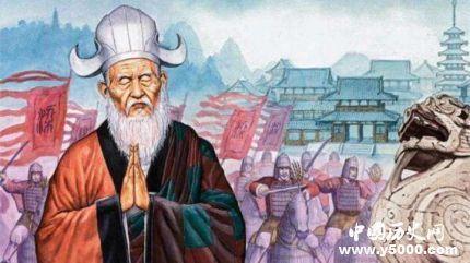 梁武帝蕭衍生平經歷 梁武帝從信佛到滅佛的故事