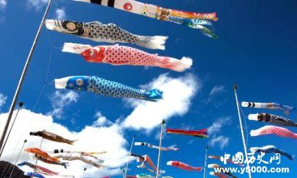 日本男孩节是几月几日-日本男孩节是中国的吗?