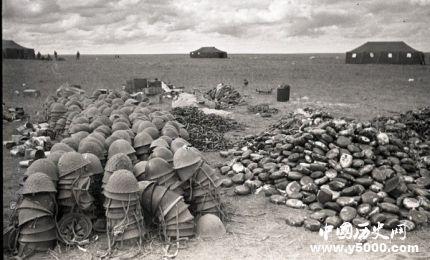 苏日战争诺门罕战役_诺门罕战役真相是怎样的?