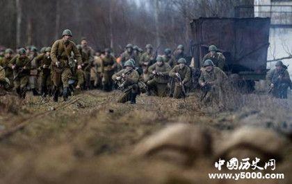 苏联卫国战争全过程_苏联卫国战争产生了什么历史影响