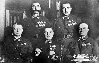 苏联卫国战争著名将领有谁_盘点苏联卫国战争中的著名人物
