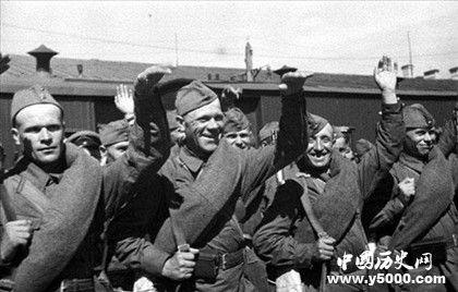 苏联卫国战争有多惨烈_揭秘苏联卫国战争的惨烈程度
