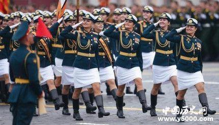 俄罗斯红场阅兵仪式_2019俄罗斯红场阅兵过程