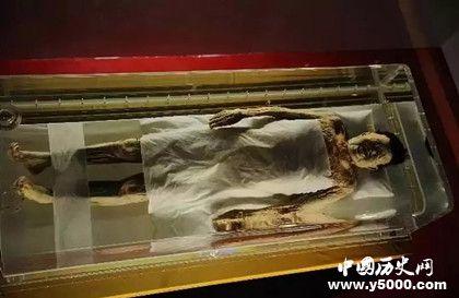 长沙马王堆汉墓女尸具体身份_长沙马王堆汉墓女尸究竟是谁