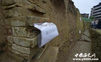 成都发现唐代城墙_成都唐代城墙的发现有什么意义