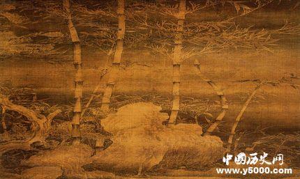 画家徐熙风格特点_徐熙代表作品有哪些