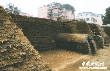 成都发现唐代城墙_成都古城墙遗址在哪里