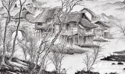 文人画家代表人物_文人画家的特点有哪些