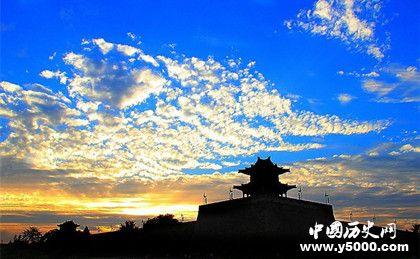 哪些朝代定都西安的_盘点定都西安的朝代_中国历史网