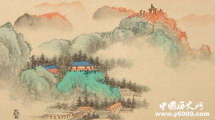 虞山画派开山之父是谁_虞山画派著名作品有哪些