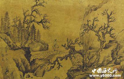 张宏绘画风格特点_张宏的作品有哪些