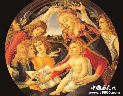 波提切利代表作品赏析_波提切利的艺术风格特点