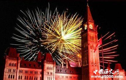 加拿大维多利亚日的来历_维多利亚日的习俗