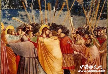 乔托的著名画作赏析_乔托在艺术史上的意义