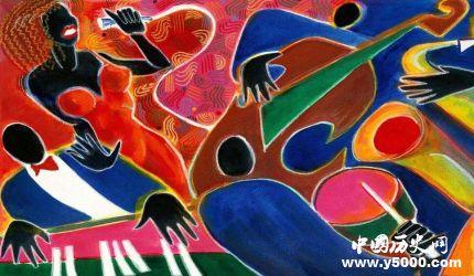 抽象派风格特点_抽象派画家代表人物