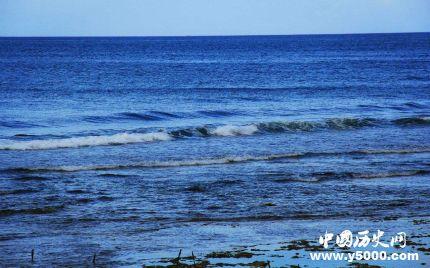 海水為什么是藍色的_海水是藍色的原因