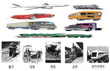 交通工具的演变过程_交通工具带来的影响_中国历史网