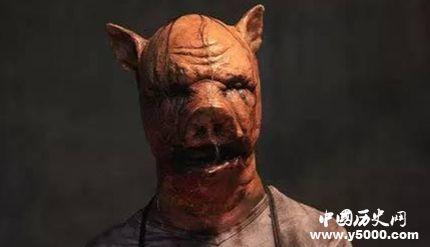 美国恐怖传说故事:猪头屠夫