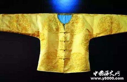 清代服饰在不同时期有哪些不同