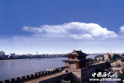 湖北歷史文化名城襄陽_襄陽好玩的地方